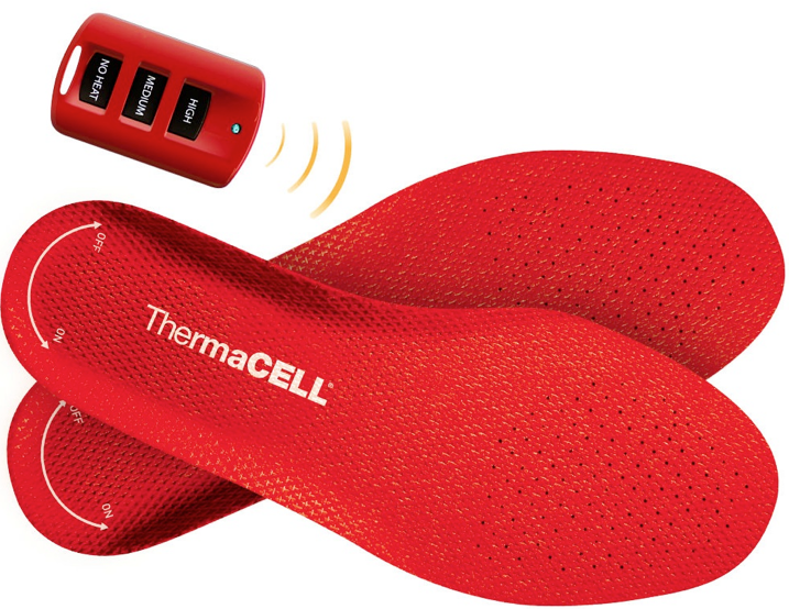thermacell insoles - Christmas Gifts For Outdoorsmen